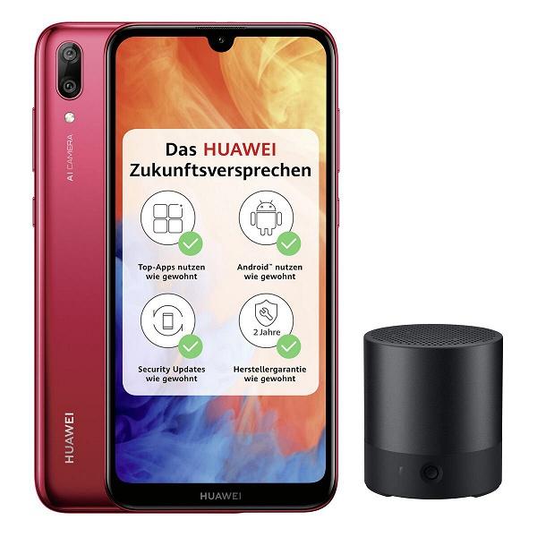 Huawei пытается успокоить пользователей Android