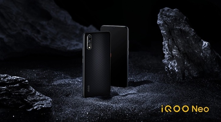 Vivo iQOO Neo: смартфон с чипом Snapdragon 845 и ёмкой батареей