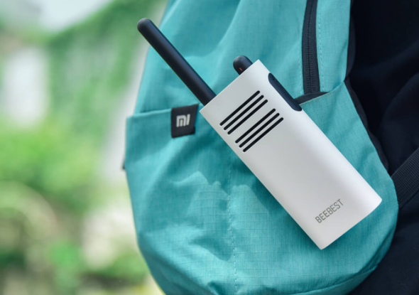 Xiaomi выпустила рацию BeeBest Walkie Talkie за $20