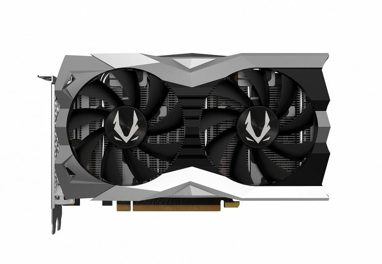 Zotac представила сразу девять видеокарт GeForce RTX Super