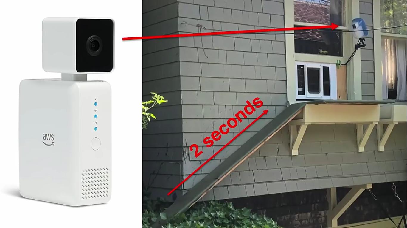 Инженер Amazon создал блокирующее устройство с ИИ, которое не пускает в дом кота с уличной добычей - 12