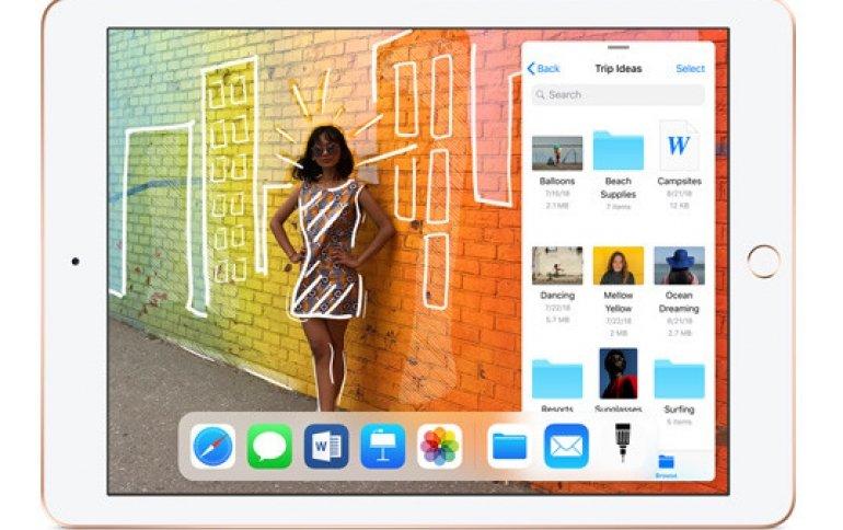 В IHS Markit ожидают, что Apple выпустит планшет со складным экраном