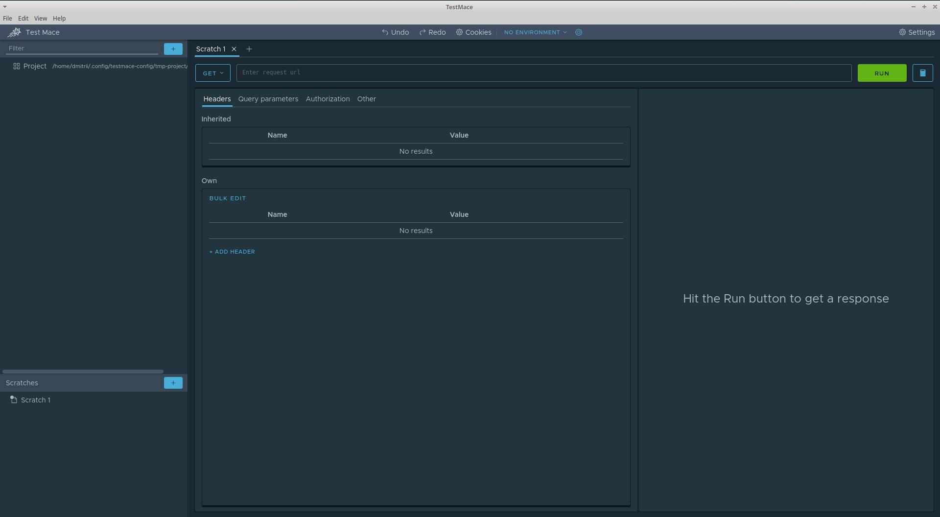 TestMace — мощная IDE для работы с API - 3