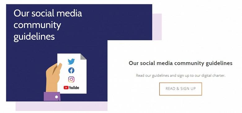 Англиканская церковь создала свод правил для общения христиан в социальных сетях