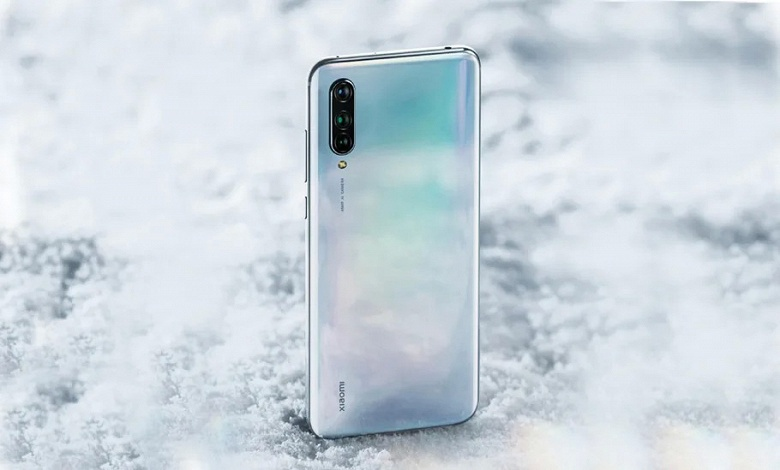 Новый камерофон Xiaomi CC9 разочаровывает своей производительностью