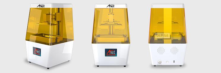 Обновление ассортимента фотополимерных 3D-принтеров Anet - 2