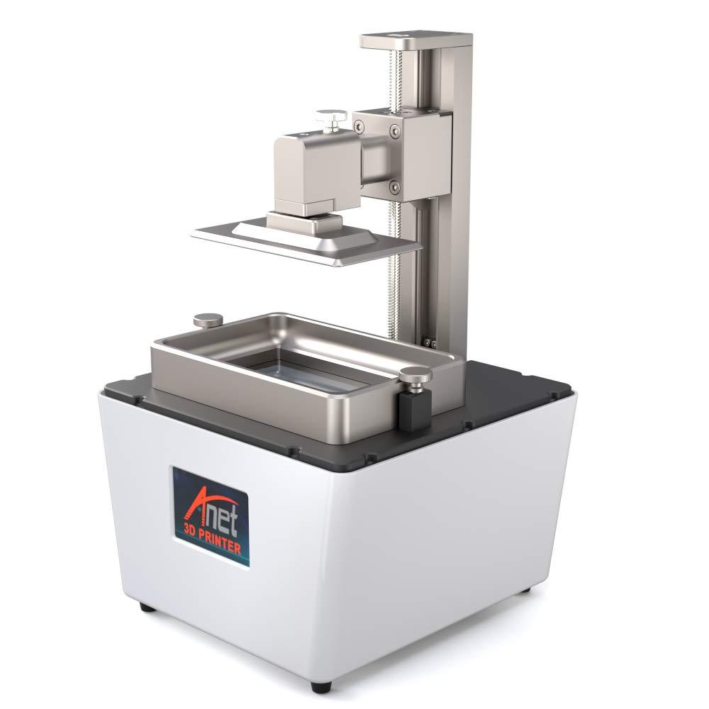 Обновление ассортимента фотополимерных 3D-принтеров Anet - 3