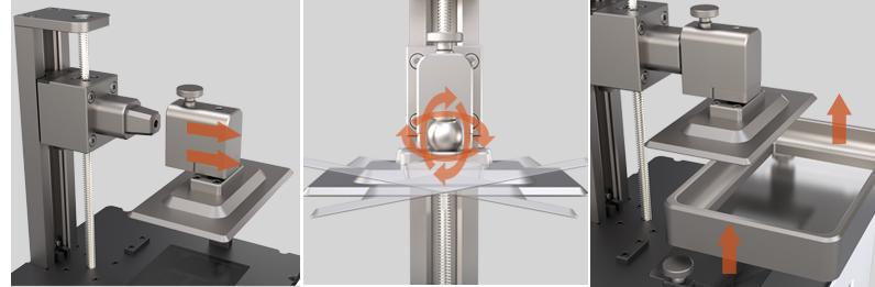 Обновление ассортимента фотополимерных 3D-принтеров Anet - 4