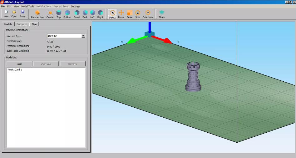 Обновление ассортимента фотополимерных 3D-принтеров Anet - 5