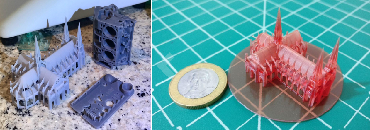 Обновление ассортимента фотополимерных 3D-принтеров Anet - 6