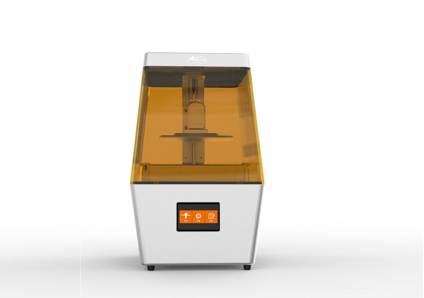 Обновление ассортимента фотополимерных 3D-принтеров Anet - 1