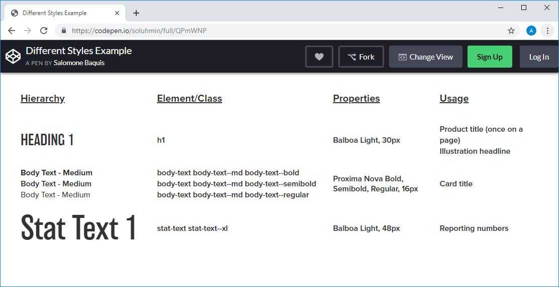 Практический пример использования render-функций Vue: создание типографской сетки для дизайн-системы - 3