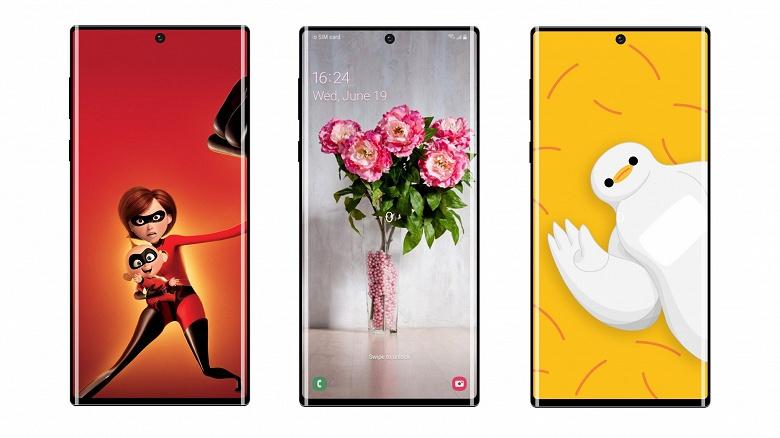 Samsung Galaxy Note10 получит аккумулятор емкостью 3500 мА·ч, а у Galaxy Note10+ будет аккумулятор емкостью 4300 мА·ч