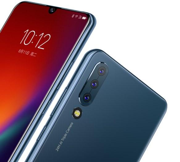У Redmi K20 и Xiaomi Mi9 T появился новый конкурент: представлен Lenovo Z6
