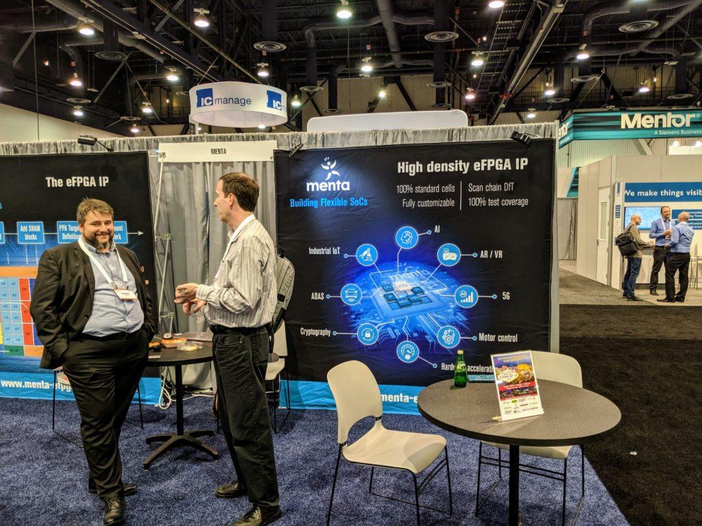 Выставка в Лас-Вегасе — для разработчиков электроники, а не ее потребителей. A report from Design Automation Conference - 13