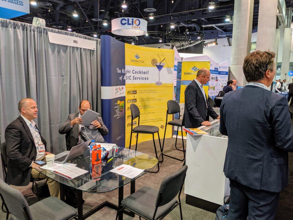 Выставка в Лас-Вегасе — для разработчиков электроники, а не ее потребителей. A report from Design Automation Conference - 17