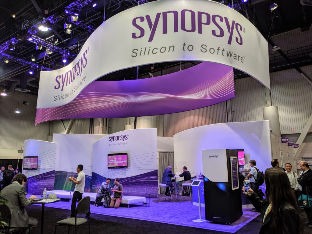 Выставка в Лас-Вегасе — для разработчиков электроники, а не ее потребителей. A report from Design Automation Conference - 2