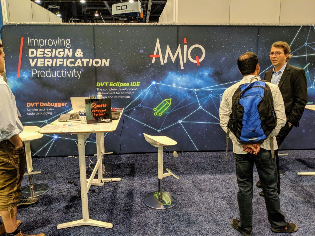 Выставка в Лас-Вегасе — для разработчиков электроники, а не ее потребителей. A report from Design Automation Conference - 20