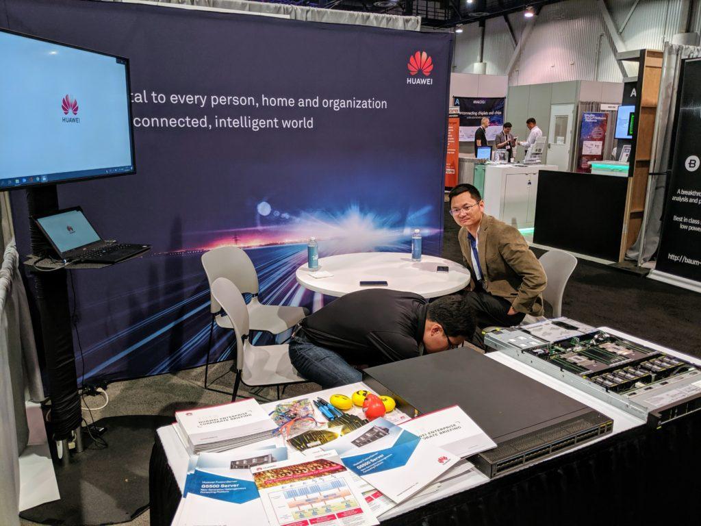Выставка в Лас-Вегасе — для разработчиков электроники, а не ее потребителей. A report from Design Automation Conference - 22