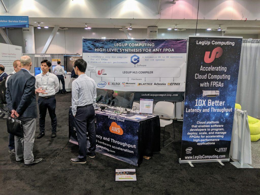 Выставка в Лас-Вегасе — для разработчиков электроники, а не ее потребителей. A report from Design Automation Conference - 23
