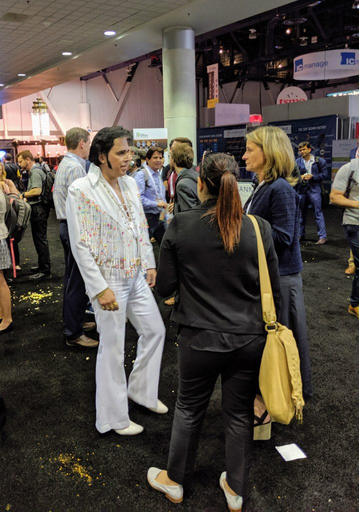 Выставка в Лас-Вегасе — для разработчиков электроники, а не ее потребителей. A report from Design Automation Conference - 26