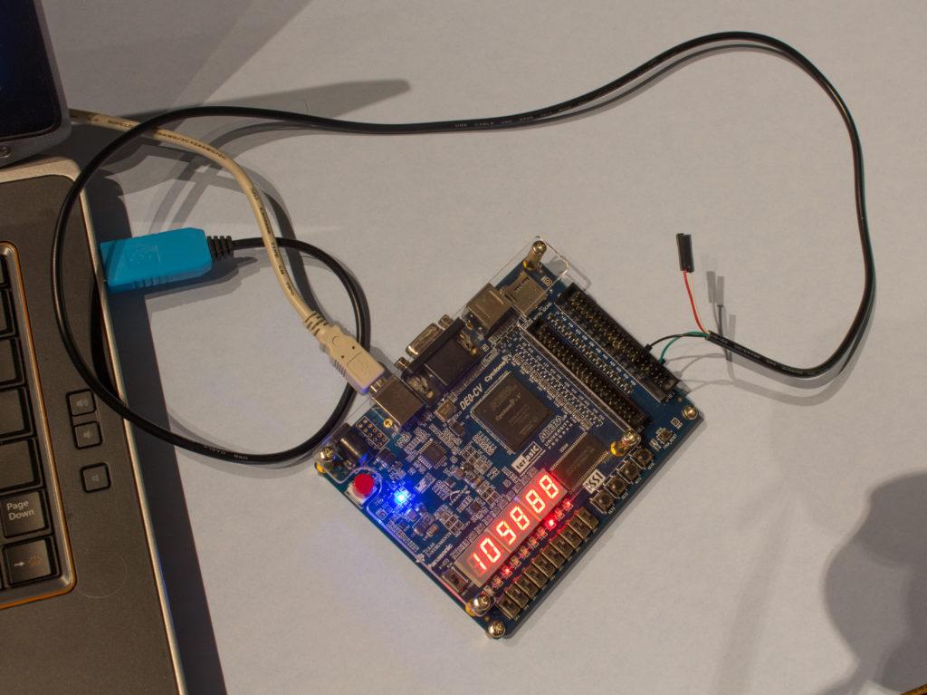 Выставка в Лас-Вегасе — для разработчиков электроники, а не ее потребителей. A report from Design Automation Conference - 27