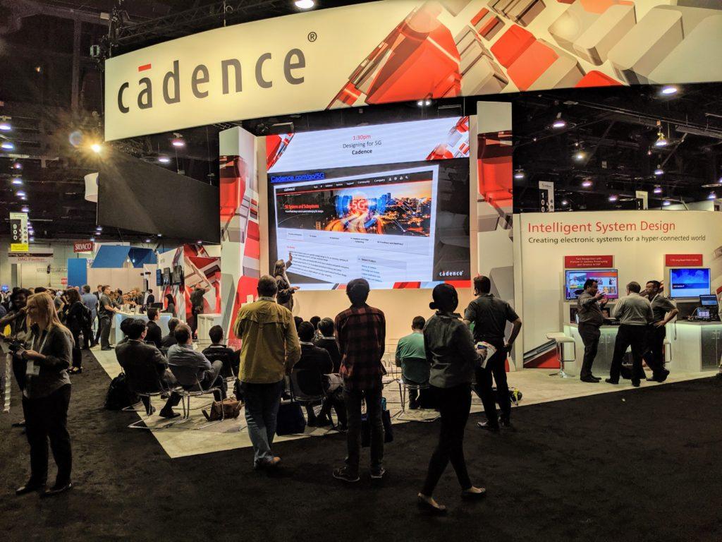 Выставка в Лас-Вегасе — для разработчиков электроники, а не ее потребителей. A report from Design Automation Conference - 3