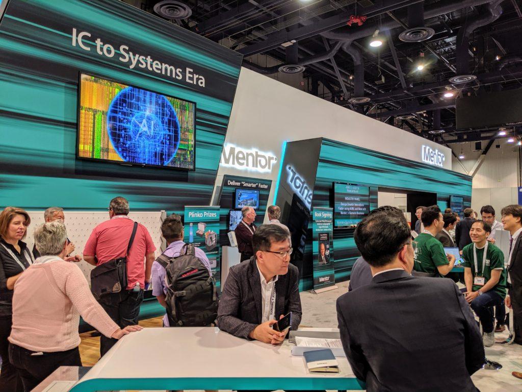 Выставка в Лас-Вегасе — для разработчиков электроники, а не ее потребителей. A report from Design Automation Conference - 5