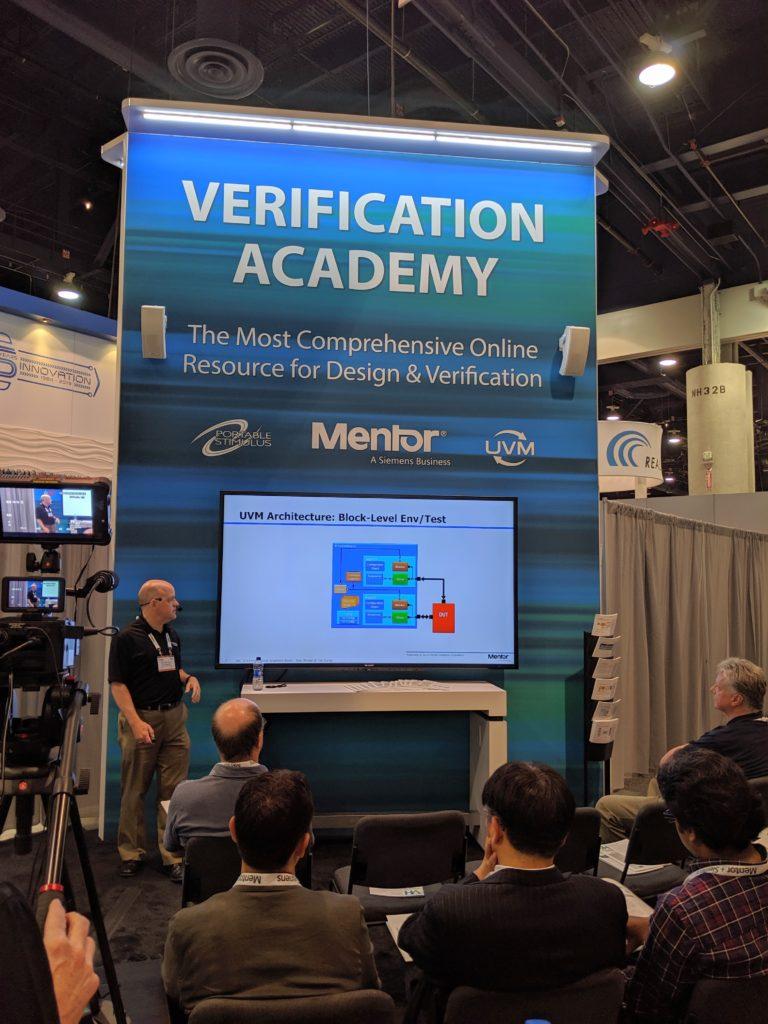 Выставка в Лас-Вегасе — для разработчиков электроники, а не ее потребителей. A report from Design Automation Conference - 7