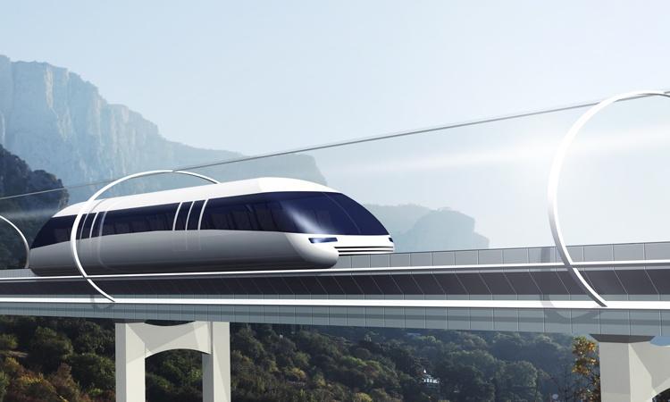 Исследователи рассчитали цену билета на Hyperloop от Москвы до Санкт-Петербурга - 1