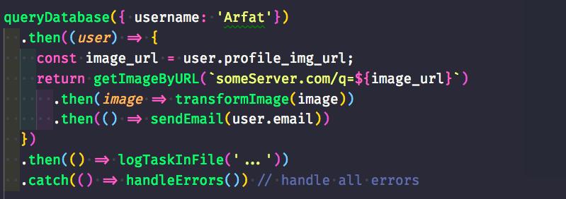 Разбираем Async-Await в JavaScript на примерах - 3