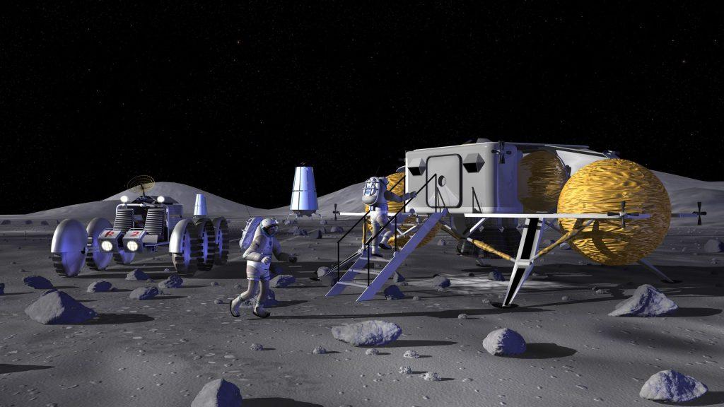 Ученые и главы технологический корпораций считают вывод промышленных предприятий в космосе реальностью - 3