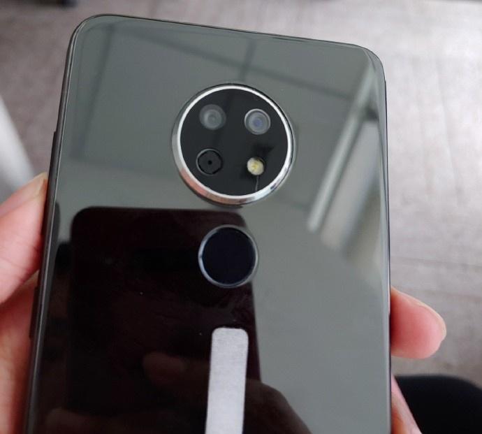 Загадочный смартфон Nokia с 48-Мп камерой «засветился» в Сети