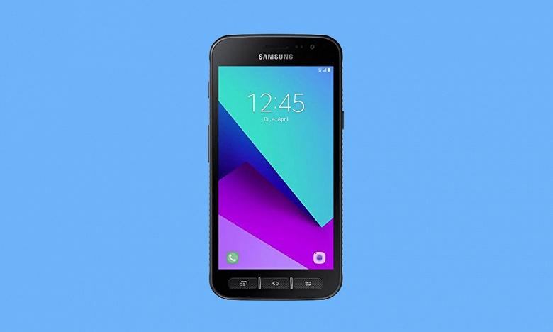 Смартфон Samsung Galaxy Xcover 4 2017 года выпуска внезапно получил Android Pie