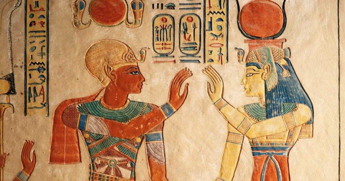 В Египте найден текст древнейшей песни о любви