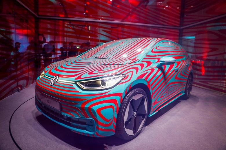 Ford будет использовать платформу Volkswagen MEB для создания своих электромобилей