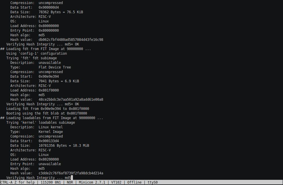 Часть 3: Почти что грузим Linux с SD-карты на RocketChip - 1