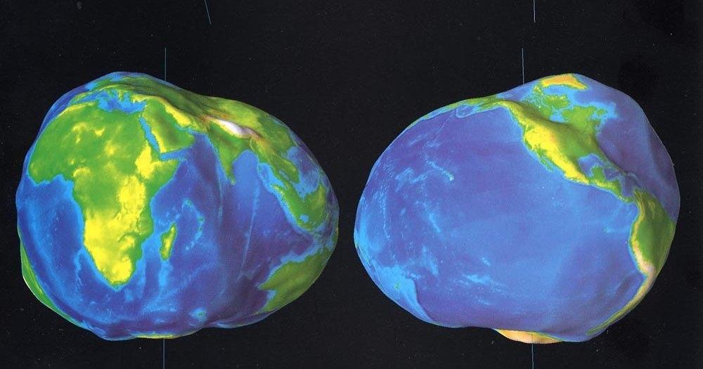 Некруглый мир: какая форма у Земли и почему