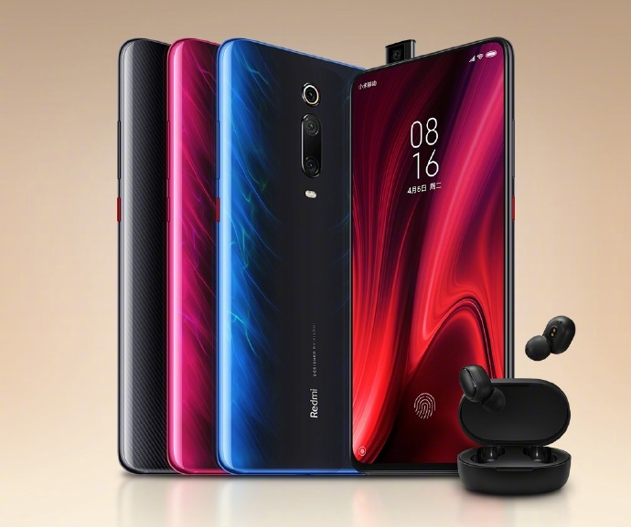Xiaomi дарит беспроводные наушники Redmi Airdots покупатлям Redmi K20