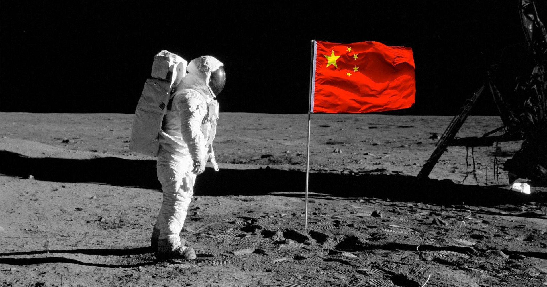 """Искусственный интеллект поможет Китаю повторить миссию """"Аполлона"""""""