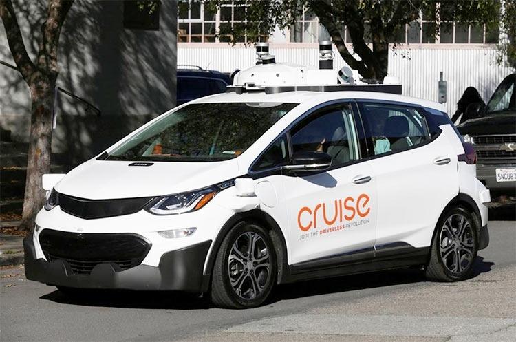 Подразделение GM, разрабатывающее автопилот, скоро получит