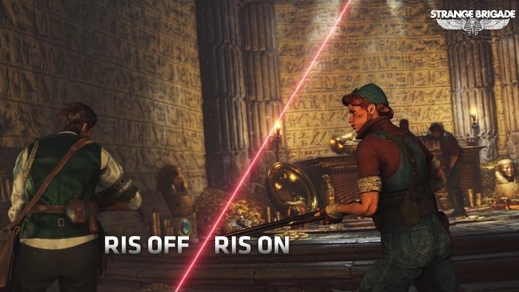 Трейлер AMD RX 5700: преимущества новой технологии Radeon Image Sharpening