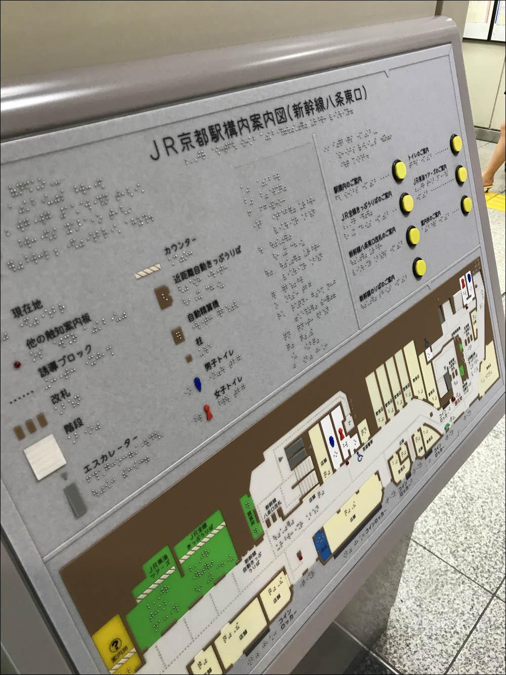 Японские интерфейсы в реальном мире - 3