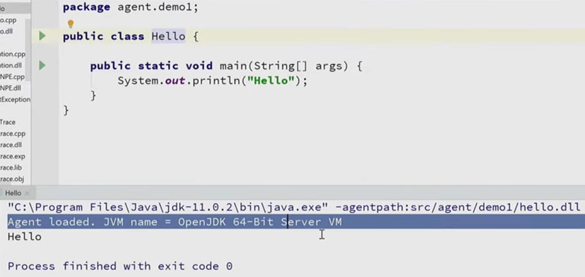 JVM TI: как сделать плагин для виртуальной машины - 5