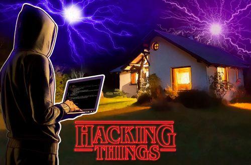 Security Week 28: взлом умного дома - 1