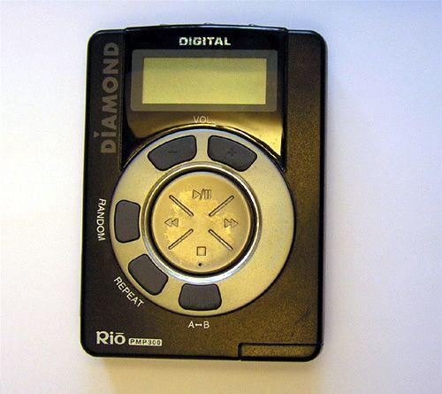Древности: краткая история MP3-плееров - 2