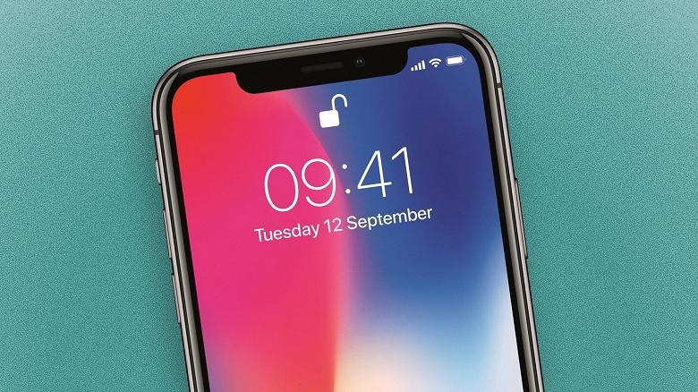 Apple полностью избавится от вырезов в экранах iPhone лишь в 2021 году