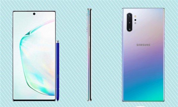 Больше ОЗУ, чем у Galaxy S10. Планшетофон Samsung Galaxy Note10 окажется настоящим монстром