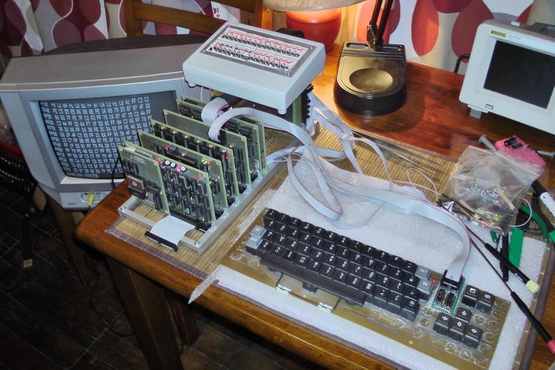Музей DataArt. Распаковываем и запускаем «Радио-86РК» - 3
