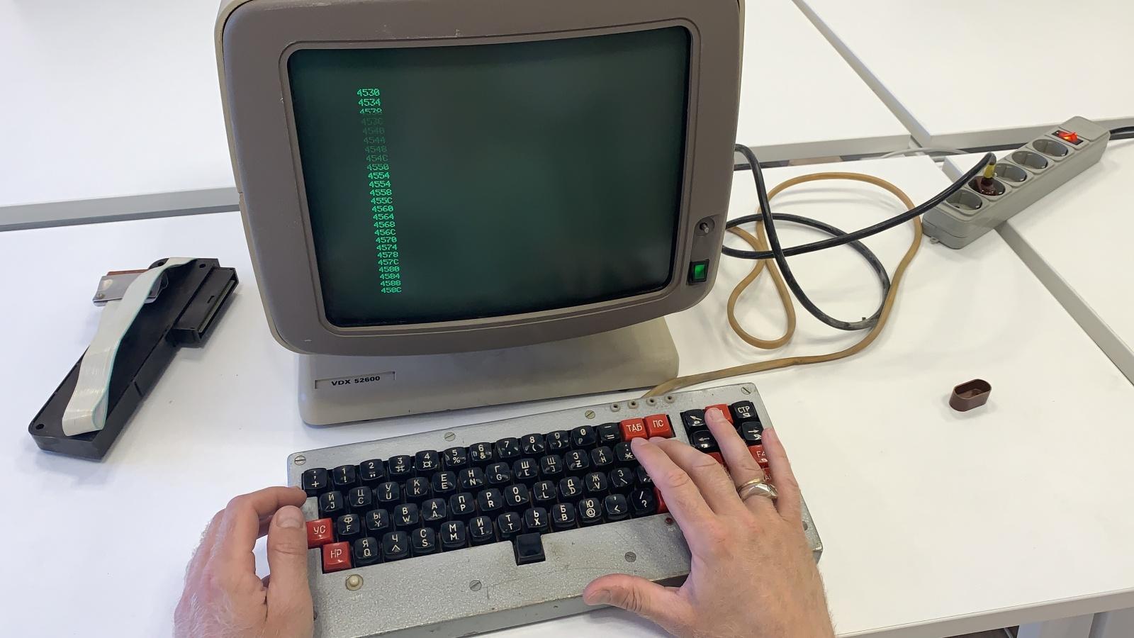 Музей DataArt. Распаковываем и запускаем «Радио-86РК» - 5